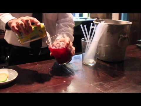 Receta de Tinto de Verano, un coctel de vino