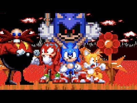 Sonic.exe (Sprite Animation)