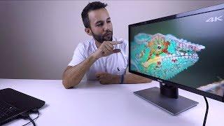 "Detalhes Monitor Dell 21,5"" modelo SE2216H Bom Custo Benefício - TutoriaTec"