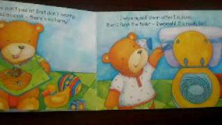 Fuzzy Bear's Potty Book