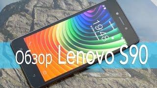 Lenovo S90 - обзор удачной реплики iPhone 6