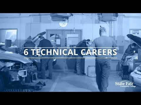 Automotive Tech | Technical Careers | State Fair Community College | It's About Community