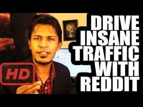 Reddit Marketing: How To Get Huge Traffic From Reddit | Reddit Traffic Formula