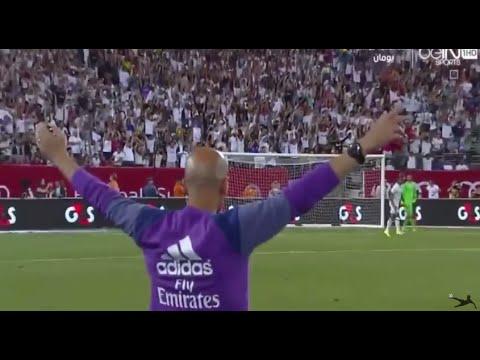 Real Madrid vs Bayern Munich 1-0 ( Friendly Match ) HD