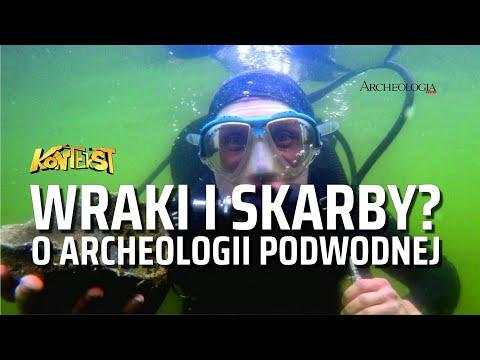 Wraki i skarby? O archeologii podwodnej - Z. Jarocki, M. Popek, K. Kurzyk, J. Różycki   KONTEKST 28