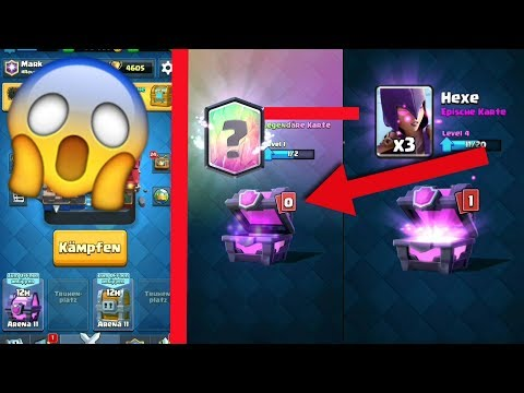 Legendary Live out of Magical Chest!😱 Nachthexe freigeschaltet?! Free 2 Play Chest Opening ?!