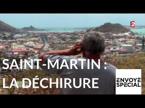 Envoyé spécial. Saint-martin : la déchirure après l'ouragan Irma - 14 sept. 2017 (France 2)