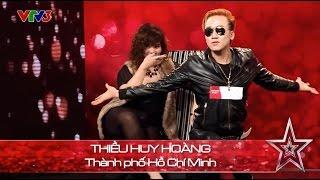 Vietnam's Got Talent 2014 - Ảo Thuật xuất hiện người gây choáng - LH: 01666667346