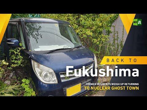 Back to Fukushima.