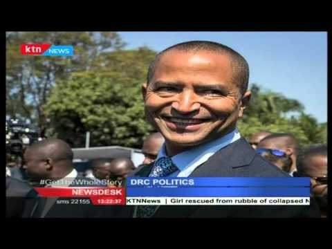 Moise Katumbi nominated as presidential candidate for the November poll in DRC