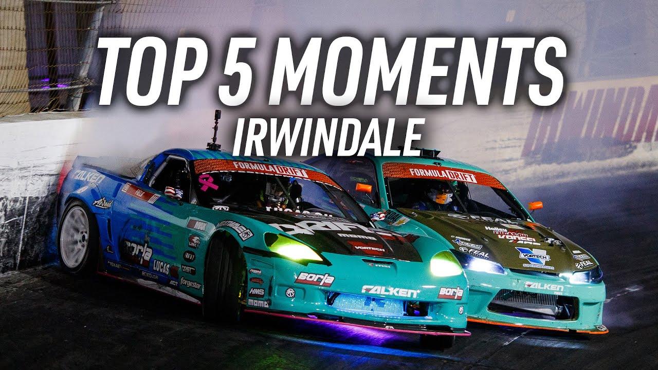 Formula DRIFT Irwindale - Top 5 Moments (2021)