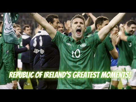 Republic Of Ireland's Greatest Goals