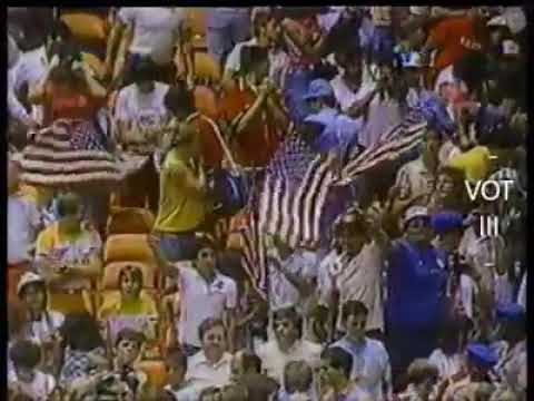 RPN-9 coverage of 1984 Summer Olympics
