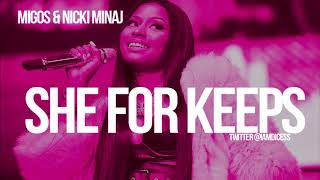 "Migos feat. Nicki Minaj ""She For Keeps"" Instrumental Prod. by Dices *FREE DL*"
