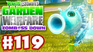 Plants vs. Zombies: Garden Warfare - Gameplay Walkthrough Part 119 - Ice Pea (Xbox One)