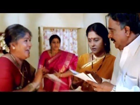 Climax Scene | Nee Sneham | Telugu Film