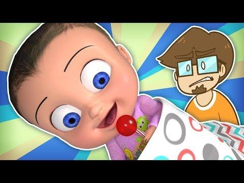 What the HELL is Johny Johny? (WEIRD YouTube Kid Cartoon)