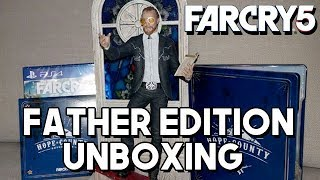Far Cry 5 Father Edition Collectors Edition Unboxing German Deutsch