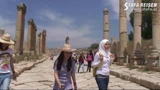 Gambar cover STAFA REISEN Video: Amman - Wüstenschlösser - Jerash, Jordanien