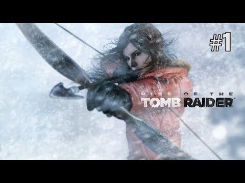 Twitch Livestream | Rise of the Tomb Raider Extreme Survivor Difficulty Part 1 [Xbox One]
