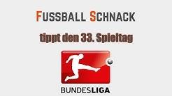 Bundesliga Tipps – 33. Spieltag – Fussball Schnack