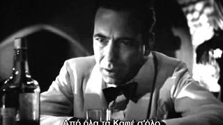Casablanca (one of the best scenes)