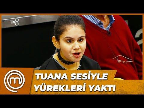 Tuana Sesiyle Yüreklere Dokundu | MasterChef Türkiye 59.Bölüm