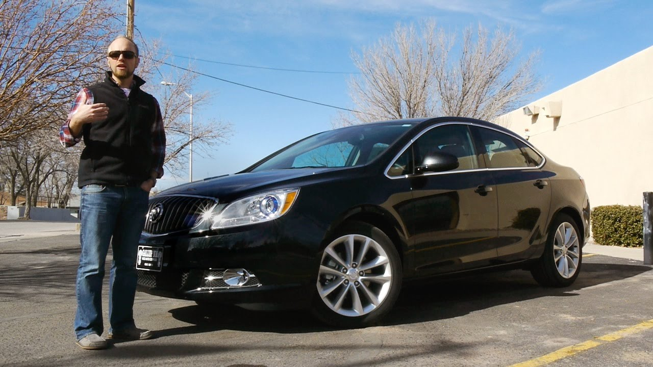 2017 Buick Verano Fwd A Nice Little Car Real World Review And Test You