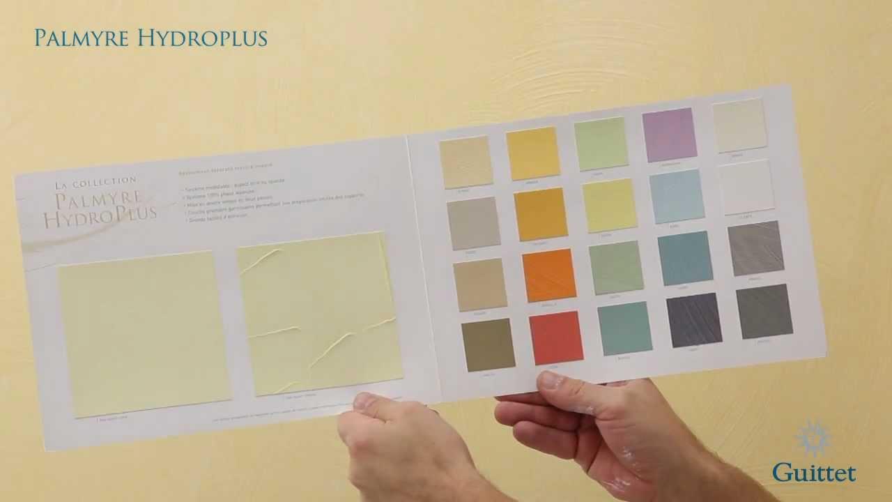 Palmyre hydroplus de guittet pour mettre en d cor votre interieur youtube for Peinture v nuancier