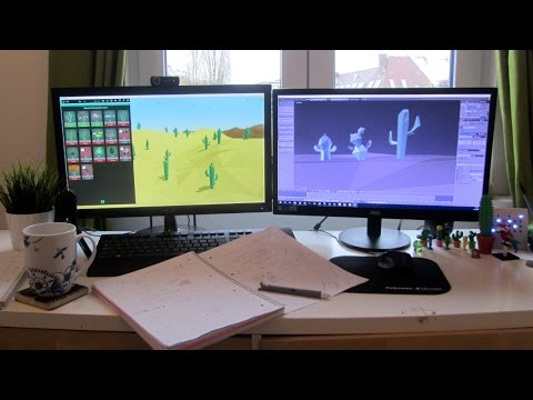 Indie Game - Behind the Scenes 40: A Day in the Life