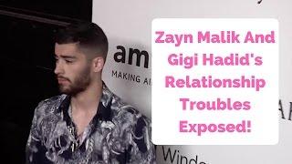 Zayn Malik And Gigi Hadid's Relationship Troubles Exposed!
