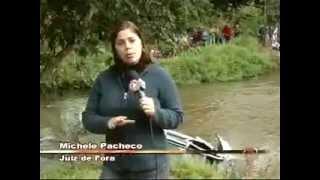 Duas pessoas morrem em acidente na BR-267 - Bom Jardim de Minas