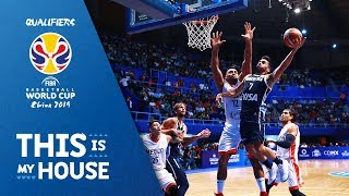 Mexico v Argentina - Full Game - FIBA Basketball World Cup 2019 - Americas Qualifiers