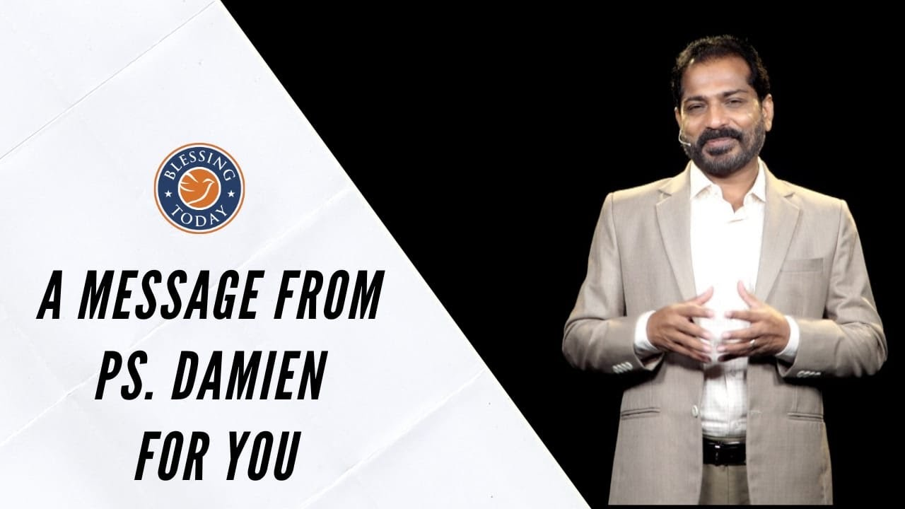 Download A Message From Ps.Damien Antony For You