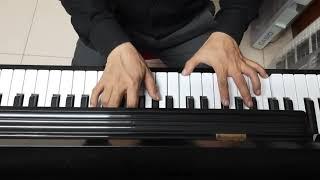 Hướng dẫn đánh Piano điệu Slow rock: Xin cho biết lắng nghe - Một cõi đi về - Ca vang tình yêu Chúa