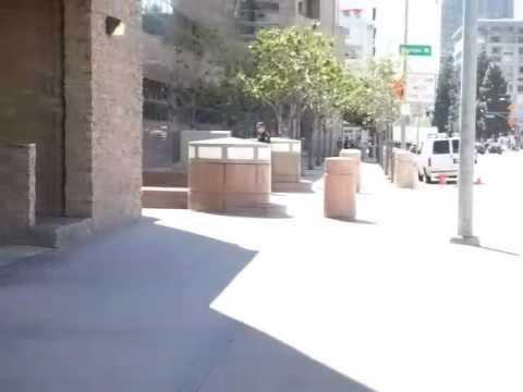 FEDERAL RESERVE BANK,  Officer Juarez worried about building safety, 1st Amend Audit