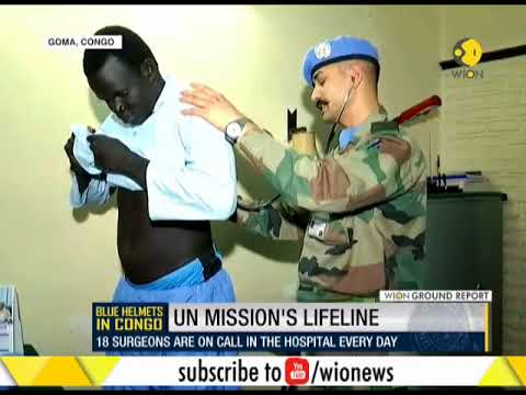 Blue Helmets in Congo: Tracking a day in the life of Indian soldiers