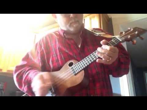 Zeppelin Over The Hills And Far Away Ukulele Michael T Smith Youtube