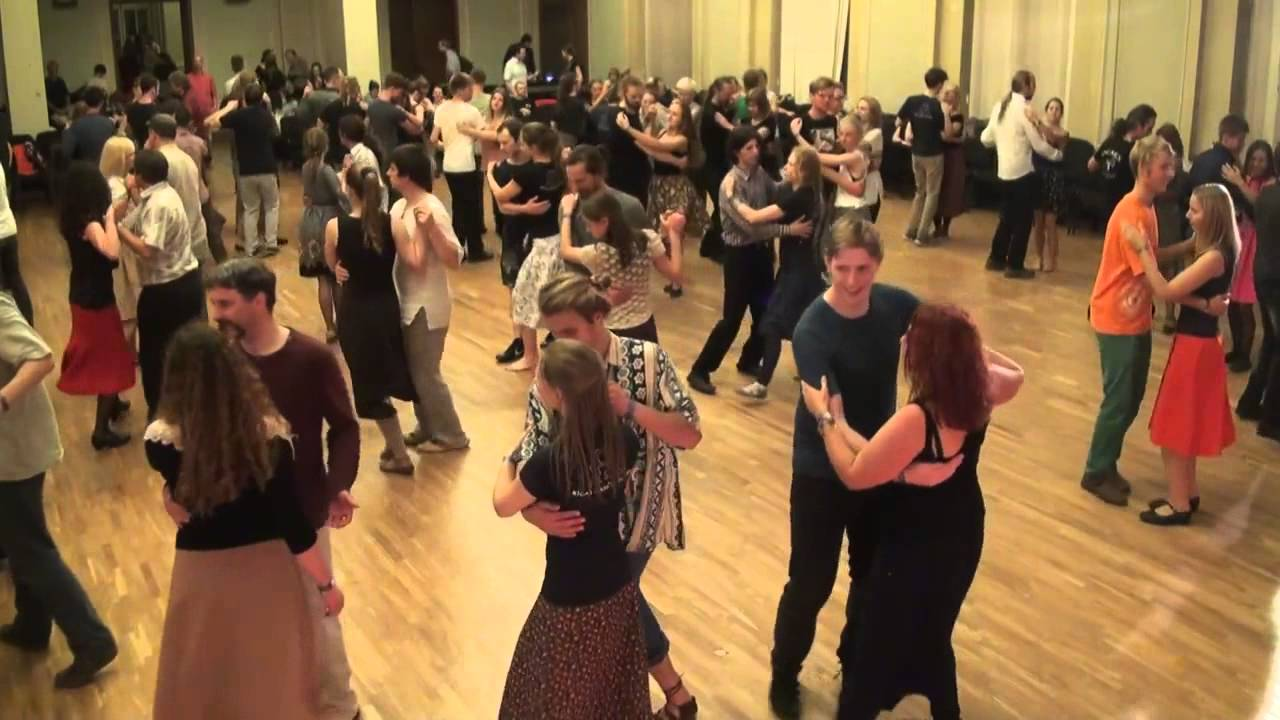 Baltic Dance Nights 2015.  Dancing 2/3