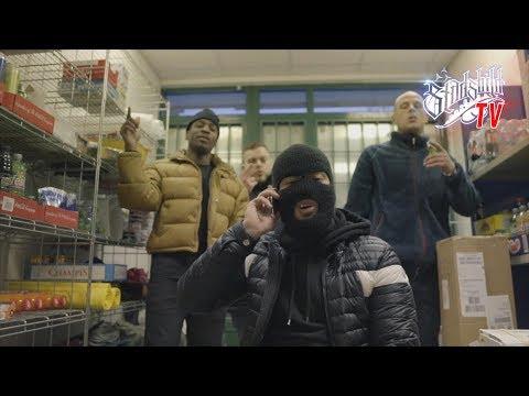 Billz ft D.W, Kushtrim, Mwuana & Abidaz - Monifa remix (officiell video)   @skimaskbillz