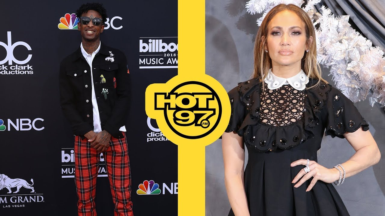 JLo To Perform Motown Tribute + Is THIS Why 21 Savage Got Arrested By ICE?