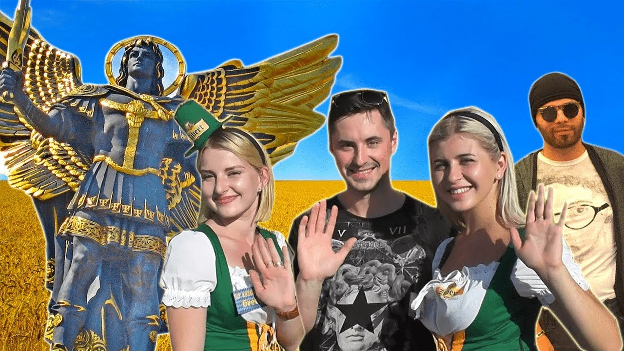 С Глазами Туристов! Киевукраина Траветгородгород | опрос туристических путешествий