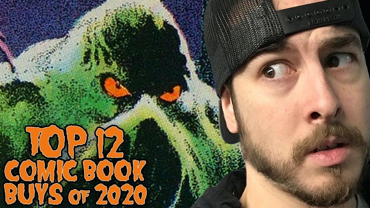 Top 12 Comic Buys of 2020