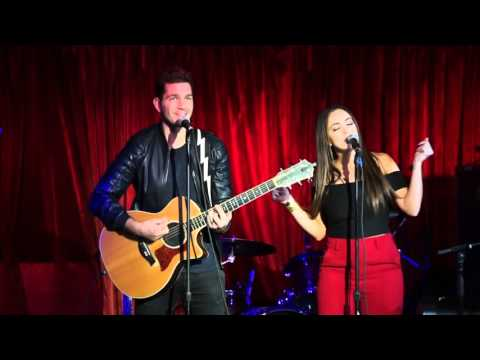 Aijia & Andy Grammer duet What a Wonderful World 2016