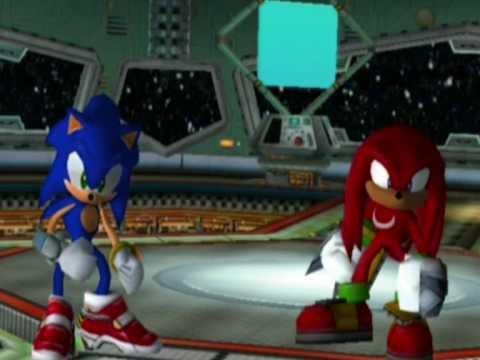 Sonic Adventure 2 Battle: Last Story - Gerald's Plan (62) |