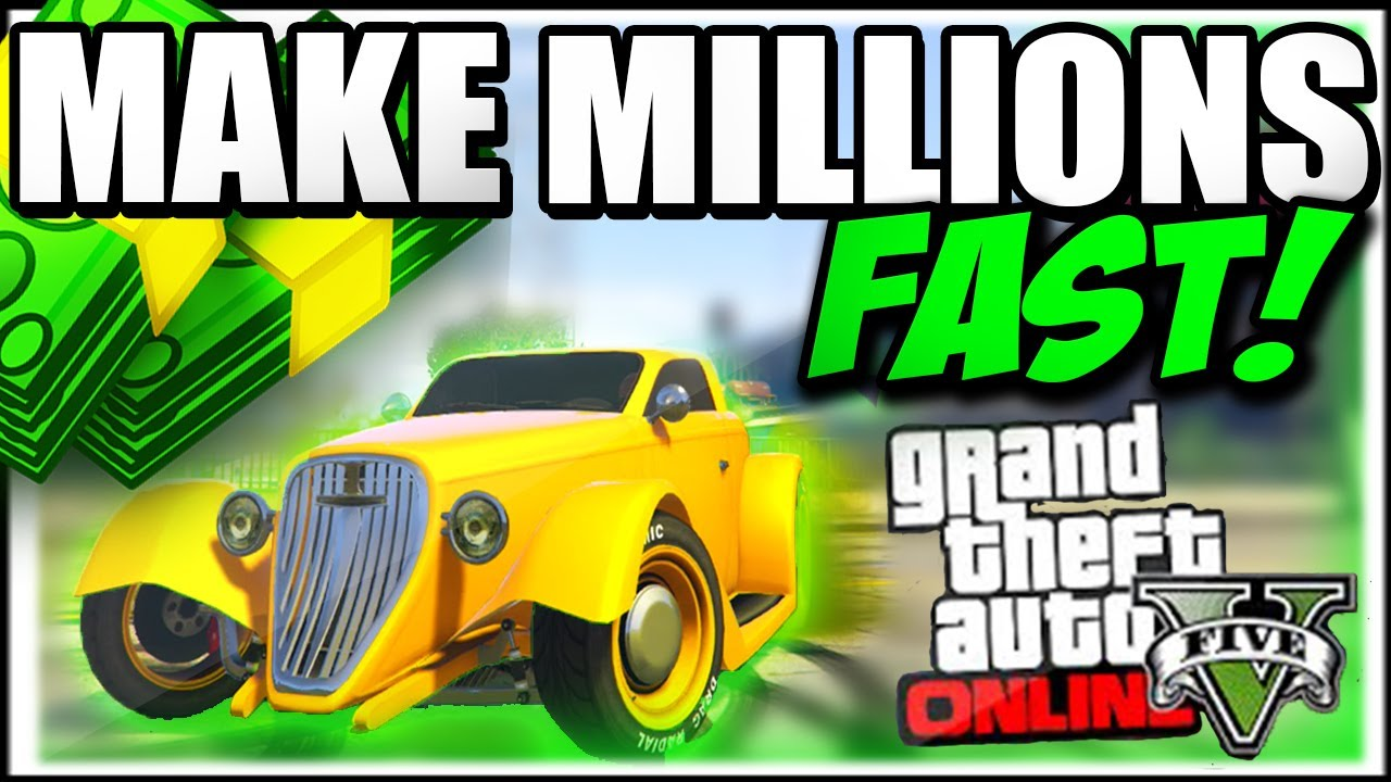 GTA 5 Online | UNLIMITED MONEY GLITCH ★ 1.33 ★ PS4 + XBOX ...