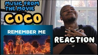 """Miguel - Remember Me (Dúo) (From """"Coco""""/Official Lyric Video) ft. Natalia Lafourcade  REACTION!!"""