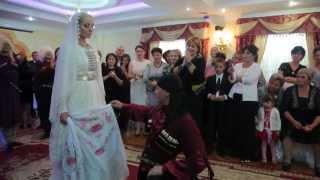Карачаевская свадьба. Ау алгъан адет.