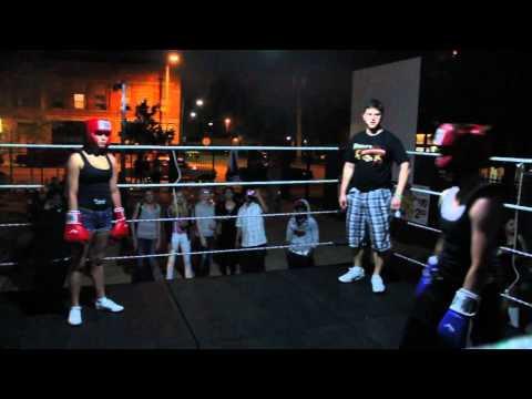 Fight 2 may19th Foxy Boxing