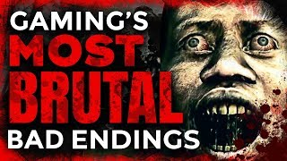 The Most Brutal Endings In Gaming